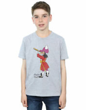 T-shirts, débardeurs et chemises coton mélangé Disney pour garçon de 2 à 16 ans
