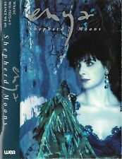 Enya Shepherd Moons CASSETTE ALBUM Electronic Modern Classical, Ambient