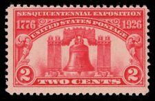 US Scott 627 Mint LH OG   2 cents