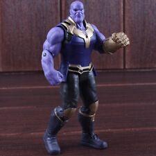 MARVEL AVENGERS - Figura de Acción: Thanos infinity War tamaño: 17 cm.