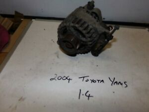 Toyota Yaris 1.4 Alternator