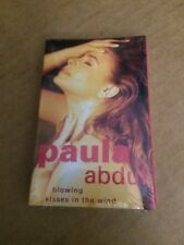 PAULA ABDUL BLOWING KISSES IN THE WIND FACTORY SEALED CASSETTE SINGLE C21