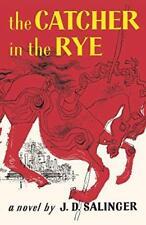 Catcher in the Rye by J. D. Salinger New Hardback Book