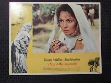 1969 A NUN AT THE CROSSROADS Original 14x11 Lobby Card #2 5 6 LOT of 3 FN-/FN