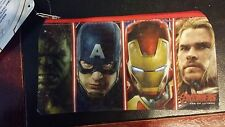 """New ! Marvel Avengers (Age Of Ultron) and Pencil Case Size: 4"""" X 8"""""""