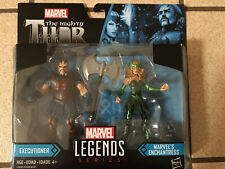 Marvel Legends 3.75-inch Marvel?s Enchantress & Executioner 2-Pack NEW