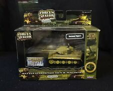 WW2 WWII Unimax Forces of Valor 1:72 German Tiger I Eastern Front 98540