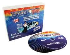 Water4gas HHO DIY DVD set