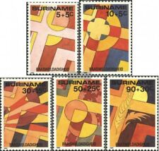 Suriname 1125-1129 (complete issue) unmounted mint / never hinged 1985 Easter
