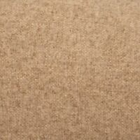 3m  Italian wool camel light tweed fabric,material for coats,suits 150 cm wide
