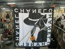 CHANEL Authentic Scarf  100% Silk