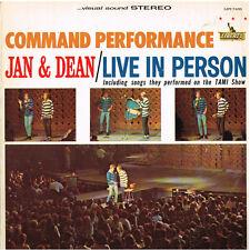 JAN & DEAN command performance live U.S. LIBERTY LP LST-7403_orig 1965