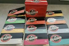 BRAND NEW 2016 HOLDEN HERITAGE Australian 50c x 11 Coloured Coin Collection Set