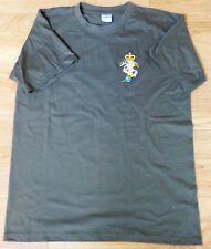 REME-T Shirt Cotton-High Quality Printed & Embroidery-MEDIUM-NEW-KHAKI
