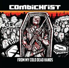 COMBICHRIST - FROM MY COLD DEAD HANDS EP - CD DIGI NEW 2014 - COPY # 66/900