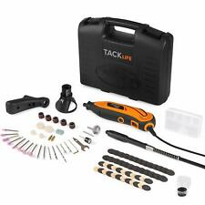 Rotary Tool Kit Variable Speed with Flex shaft, 80 Accessories, 3 Attachments an