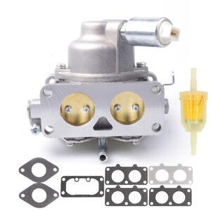 "Carburetor For Husqvarna YTH22V46 Tractor 46"" 960430257 960450045"