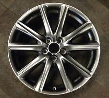 Lexus GS350 GS450H 2013 2014 74296 aluminum OEM wheel rim 19 x 8