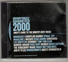 (GQ52) Unconditionally Guaranteed 2000, 19 tracks - 2000 - Uncut CD