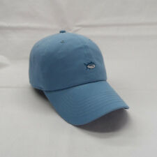 Southern Tide Small Single Fish EMB Hat Cap $25 Lite Blue M