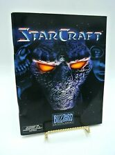 Vintage Starcraft Computer Game Manual (Win NT/95 Power Mac) Booklet Only