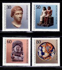 ALEMANIA D. ARQUEOLOGÍA 1984 669/72 4v.