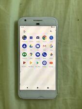 Google Pixel Very Silver 32gb Unlocked Phone