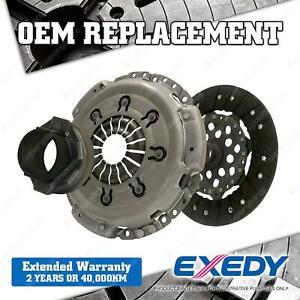 Exedy Clutch Kit for BMW X3 E83 SUV 2.5L 12/2006 - 02/2011 Premium Quality
