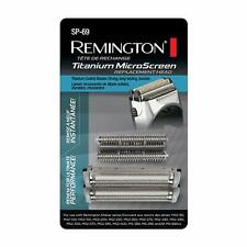 6 X MICRO SCREEN 2 TCT Dual Cutter per Remington Rasoio Lamina SP69 SP-69