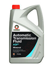 Comma Automatic Transmission Fluid Mineral ATF AQF 5 Litre