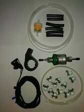 Eberspacher D2 D4 12 Volt Fuel Pump and Fuel Pipe Kit, rubber clamp and filter