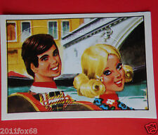 figurines prentjes cromos stickers picture cards figurine barbie 116 panini 1976