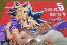 Yu-Gi-Oh! yaoi doujinshi Yami Yugi X Yugi (B5 52pages) SHOW hari PLAY AT #5 Omae