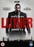 Nuovo Luther Serie 1 A 5 DVD (BBCDVD4302)