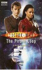 + DOCTOR WHO Paperback The Pirate Loop (David Tennant as Doctor) engl.