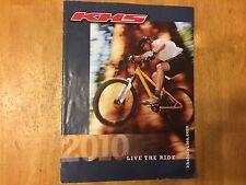 KHS Bicycles 2010 Bike Catalog