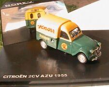 """Citroen 2 CV AZU 1955 """"knorr"""" NOREV 1/43"""