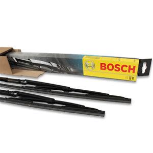 BOSCH Scheibenwischer Wischerblätter Satz Wischer TWIN SPOILER 801S 600mm 530mm