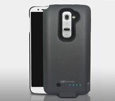 Mugen Power Extended Battery Pack 2800mAh For LG Optimus G2 VS980 Verizon Grey