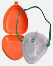 Liberty CPR Resuscitation Compact Mask Valve & Filter First Aid or Training
