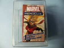 HERO CLIX MARVEL Ms. MARVEL / MOONSTONE  L.E FIGURE #M001 Convention Exclusive