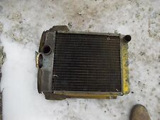 International Cub 154 low boy Tractor IH good working radiator assembly w/ cap