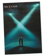 X - Files seasons 10 and 11 trading cards PROMO card #P1.