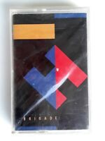 Heart Brigade Cassette 1990 Capitol Made In France Brand New Sealed