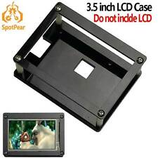 Raspberry Pi 3.5 inch LCD Case Box also for 3.5inch HDMI display