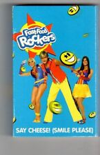 (GU563) Fast Food Rockers, Say Cheese! - 2003 Cassette Tape