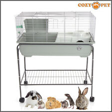 Rabbit / Guinea Pig Indoor Cage by Cozy Pet 80cm inc Stand Rat Chinchilla Hutch