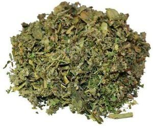 50g RASPBERRY / DAMIANA Leaf Tea Smoking Dried Herb Leaves Premium Infusion