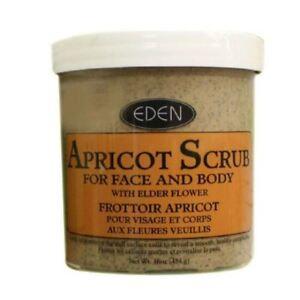 Eden Apricot Scrub For Face & Body