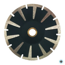 "5"" Segmented Concave Diamond Blade for Granite Stone Marble Sink Cutout Blade"